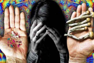 تداخل داروهای ضد افسردگی با قارچ های سیلوسایبین